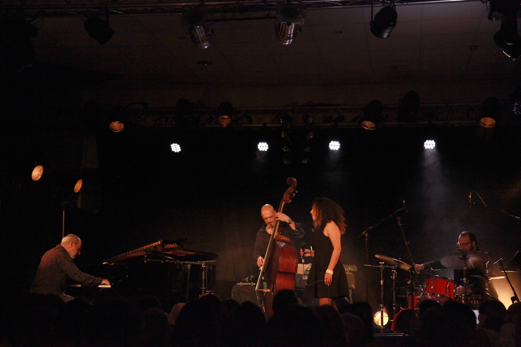 Laure Donnat Quartet