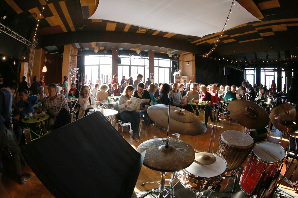 Cabaret Brunch Traversons Perrine Mansuy Trio