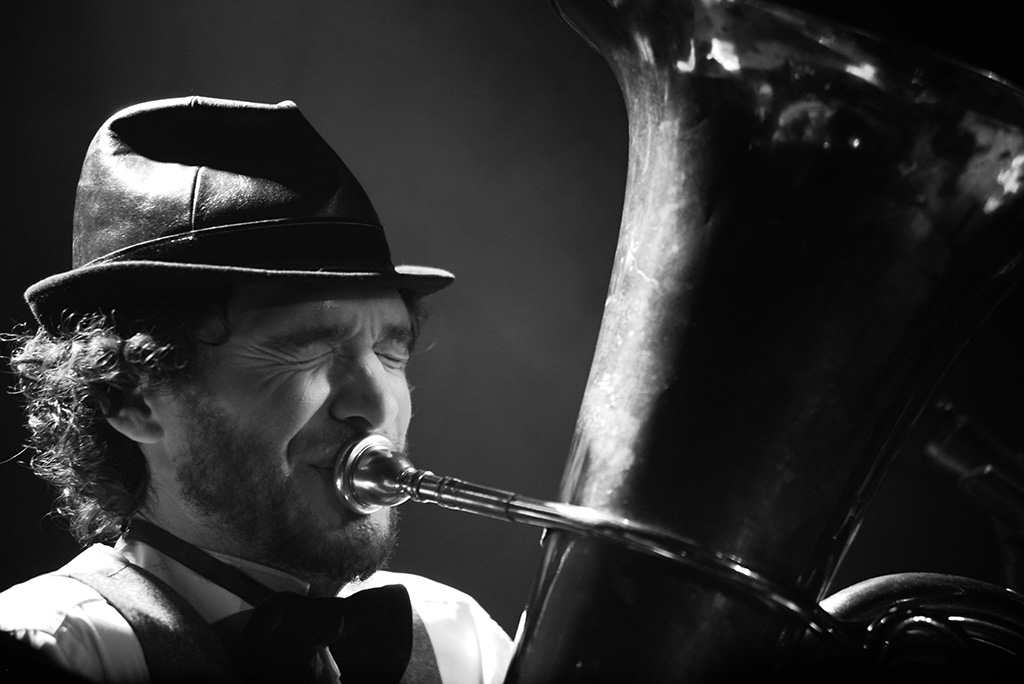 Old Fish Jazz Band - Névache - 31 janvier 2017