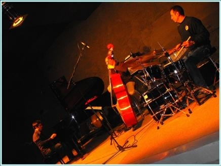 Baron Jazz Trio - Concert au Royal Jazz Club d\'Ollioules
